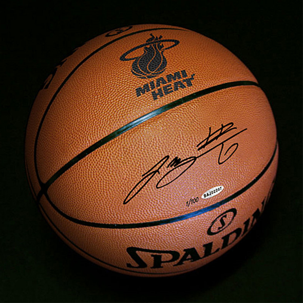 check out 285f4 1ae40 Lebron James Changes His Signature For Autographs   The Hoop ...