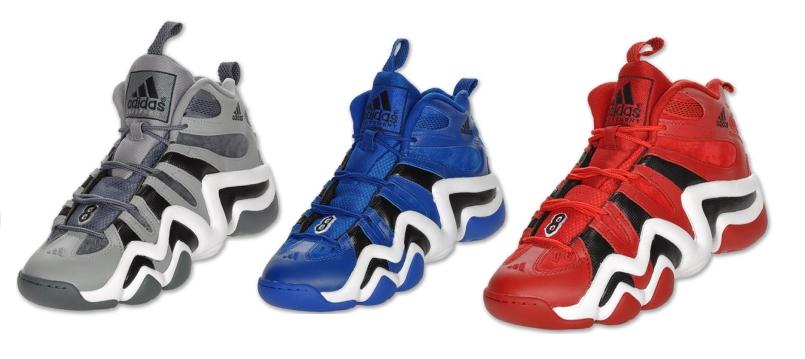 New adidas Crazy 8 Colorways