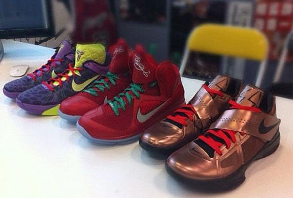 796374df929f Nike Basketball Christmas 2011 Pack