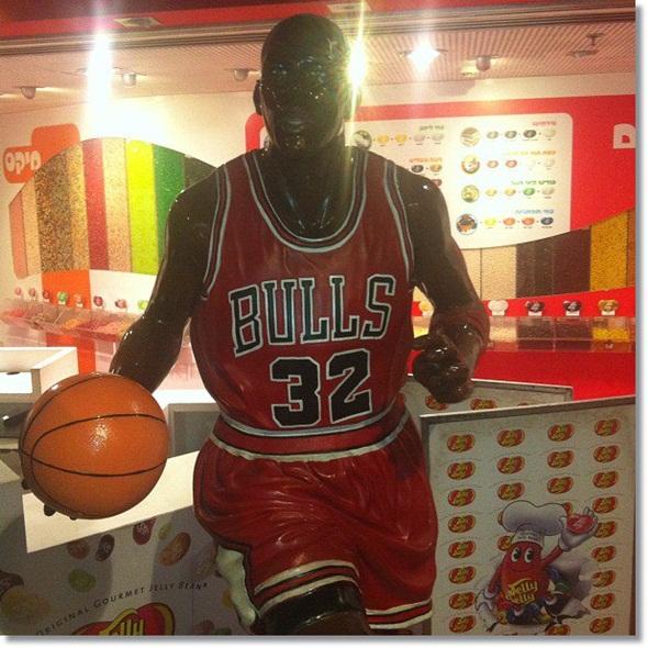 Michael Jordan Once Wore Number 32?