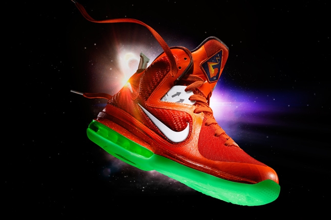 d6375f85f446 Nike Basketball All-Star 2012 Galaxy Pack