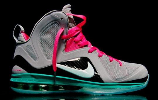 info for 0afb4 bed4d Nike LeBron 9 Elite –  South Beach  Release Info