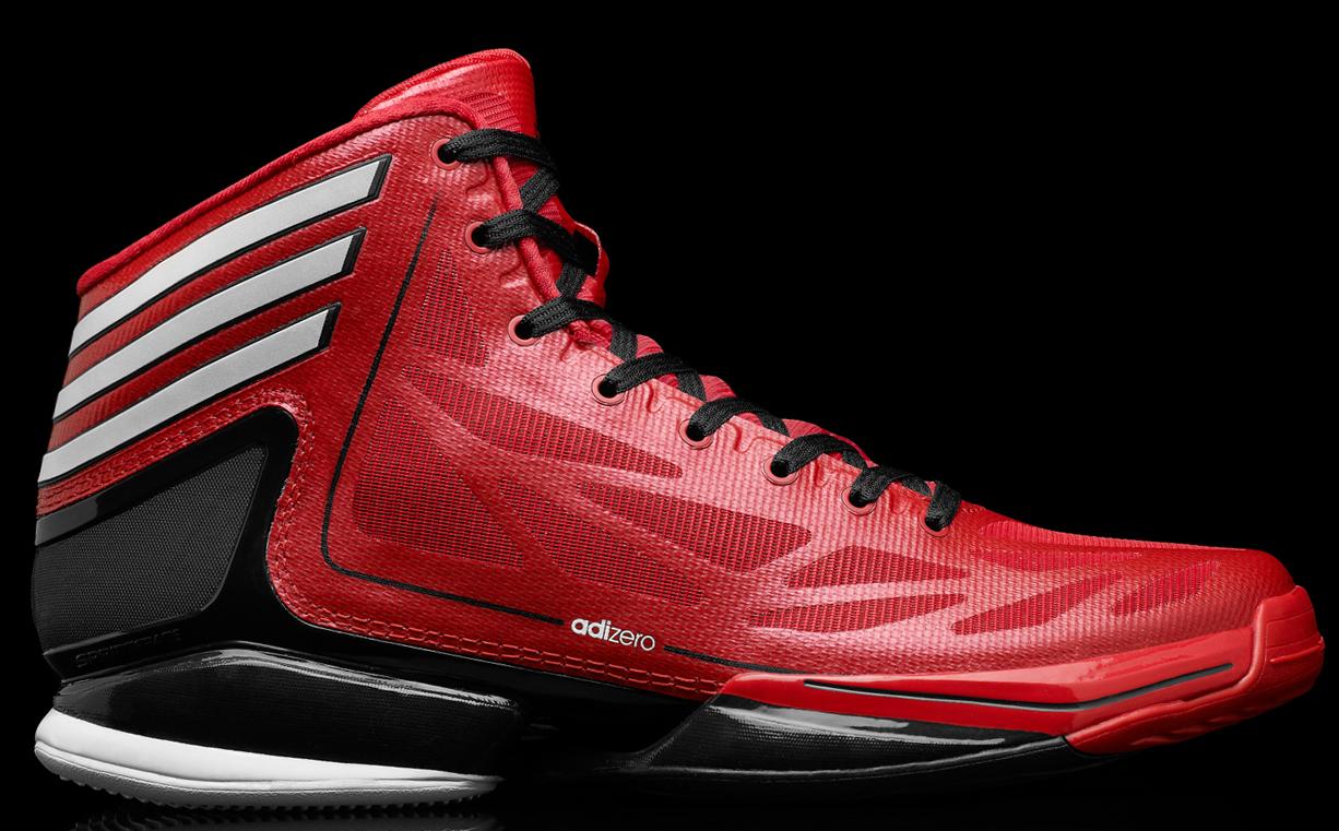 differently 62f6a 2ba14 adidas adiZero Crazy Light 2 –  Scarlet