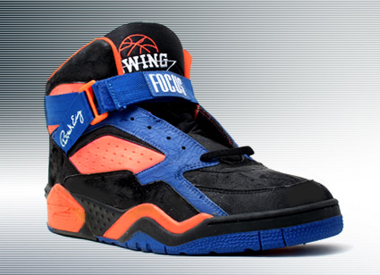 Most-Wanted Ewing Athletic Sneakers