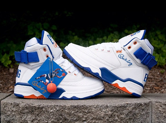 "09ec8f969b4 When Ewing Athletics made a very Michael Jordan-esque ""I'm back"" statement  earlier in the year announcing that the company of Patrick Ewing fame was  ..."
