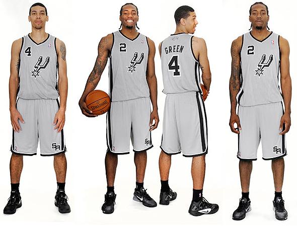 new concept 58a14 2d260 San Antonio Spurs Unveil New Jerseys   The Hoop Doctors