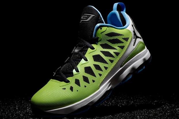 559c7449032 Jordan CP3.VI 'Atomic Green/Black/White/University Blue'