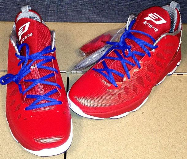 new styles 92e88 df976 Jordan CP3.VI –  Camryn Alexis Paul  PE