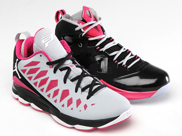 new concept 71e40 add40 Jordan CP3.VI And Jordan Melo M9 Release Today In Vivid Pink