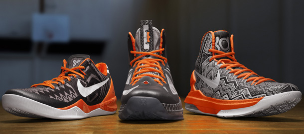 the latest 60235 93f4a Nike Basketball – Black History Month 2013 Pack