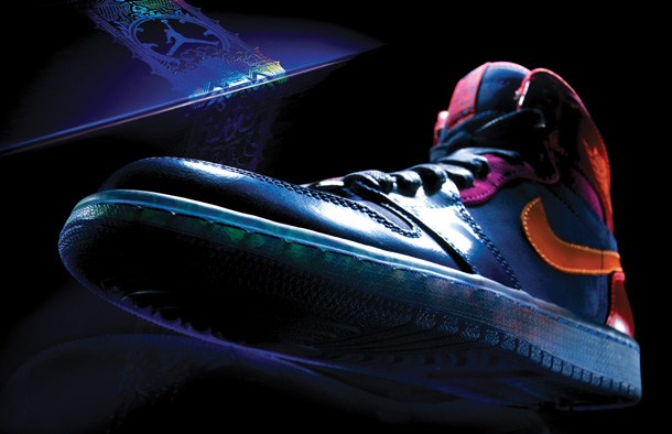 To Buy Air Jordan 1 Retro High Patent Leather Deep Royal