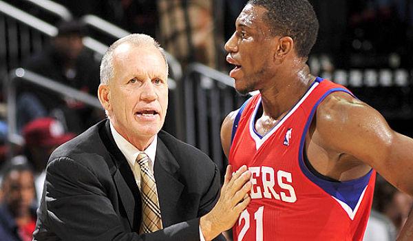 NBA Rumors: Philadelphia 76ers Want Doug Collins Out