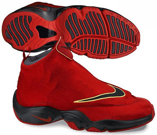 buy popular 9e680 508cf Nike Air Zoom Flight 98 –  Heat  Inspired By Gary Payton s  06 NBA  Championship Ring