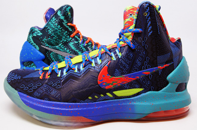 1132d0c057c Nike KD V Premium -  What The KD  Release Info