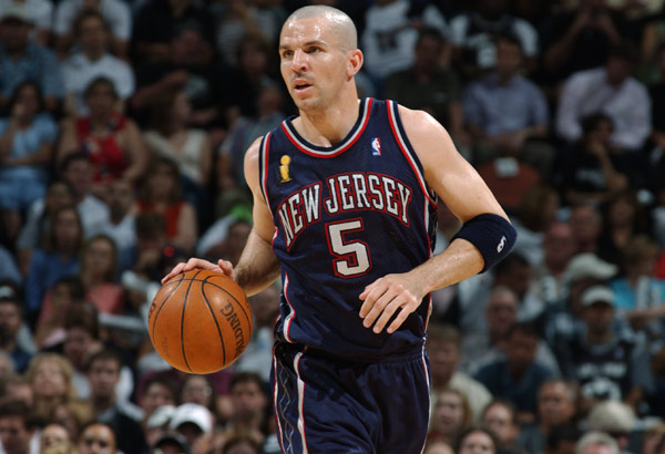 super popular 419fb 88f75 Nets to Retire Jason Kidd's Jersey