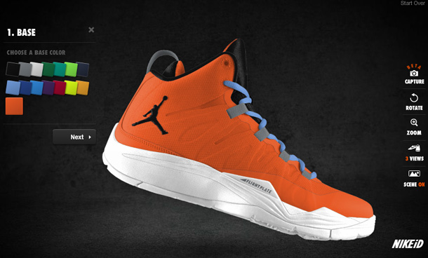footwear new appearance ever popular Jordan Super.Fly 2 Available For Customization On Nike iD