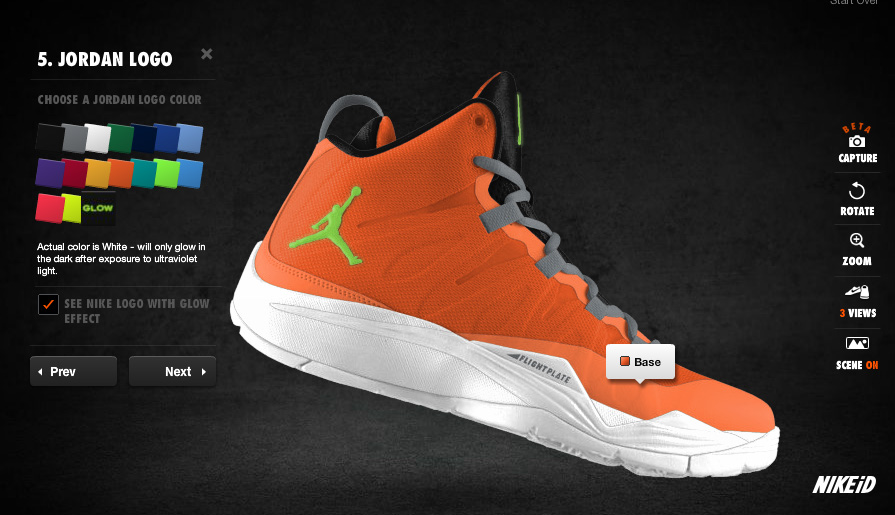 243e7d335fe08 Jordan Super.Fly 2 Available For Customization On Nike iD