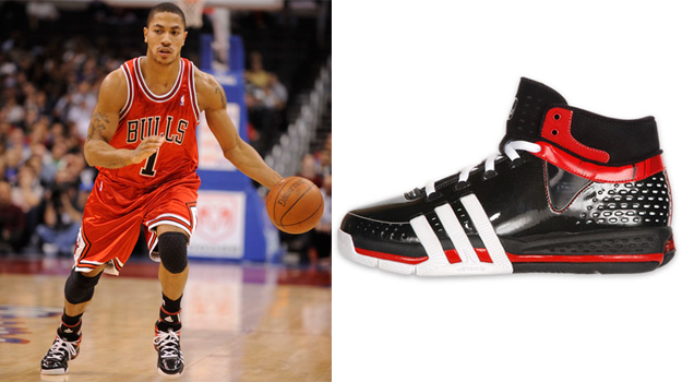 b5032b143f3 Every adidas Sneaker Derrick Rose Has Worn In The NBA