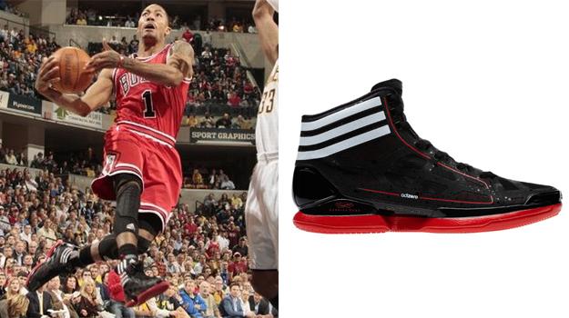 f0871aeec792 Every adidas Sneaker Derrick Rose Has Worn In The NBA