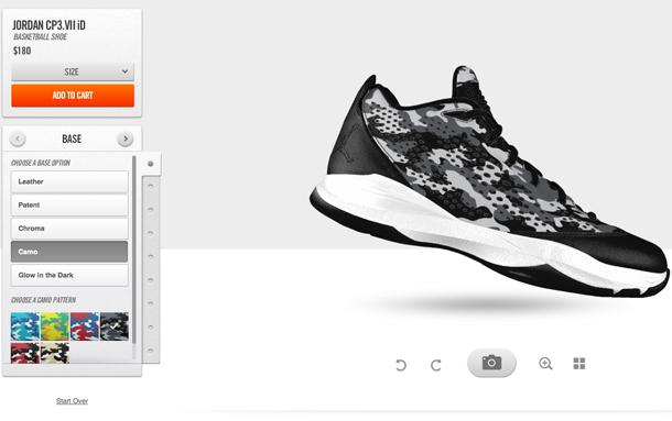 Jordan Cp3vii Available For Customization Thru Nike Id The Hoop