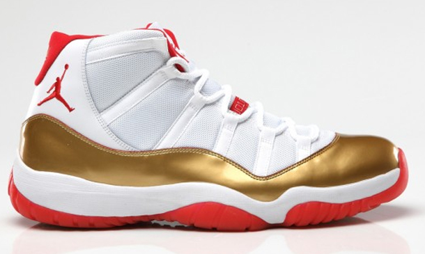 ca6ded18aba0 Ray Allen Wears Exclusive Air Jordan XI (11) In Honor Of HIs Second NBA  Championship Opening Night