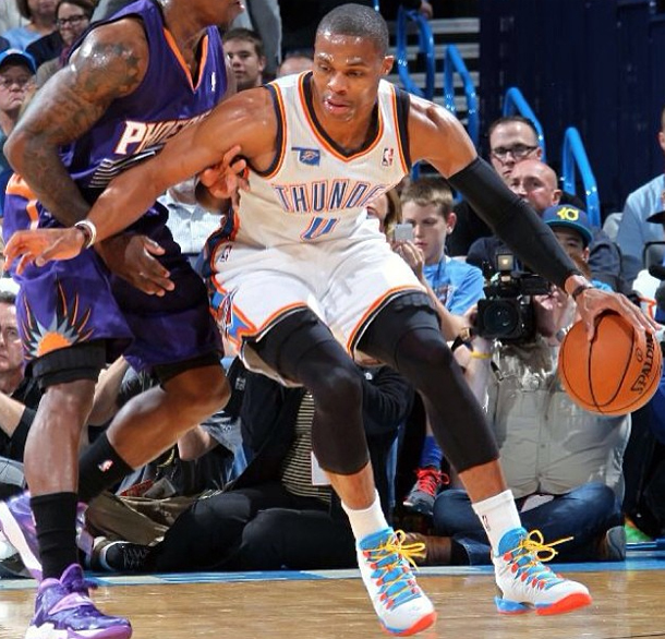 free shipping 2b94b 15e32 Russell Westbrook Returns In Air Jordan XX8 SE Player Exclusive