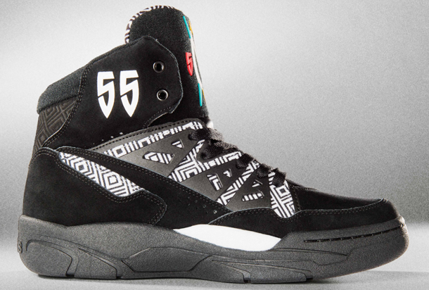 adidas Mutombo BlackWhite Release Info