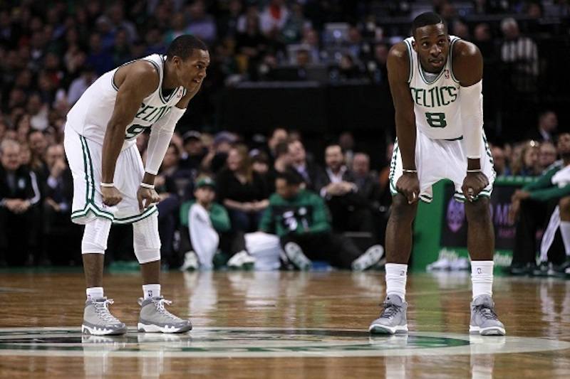 various colors 5746a 815c4 Celtics Reportedly Looking to Trade Jeff Green, Not Rajon Rondo
