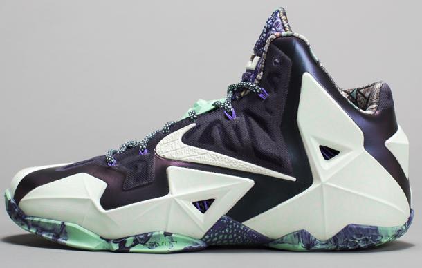 Altitud Llevar Un fiel  2014 Nike Basketball AllStar Sneakers Inspired By NOLA Gumbo