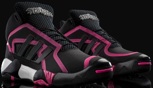 Adidas_Srreet_Ball_Pink_Both_shoes