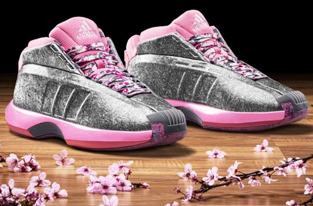 0cf44ea70a6ee6 adidaskobecrazy1-johnwallcherryblossom. Shop Related Products. Ads by  Amazon · adidas Consortium Men Crazy 1 ...