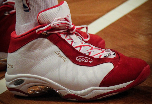 AND1 Tai Chi Mid - 'Isaiah Canaan' Player Exclusive