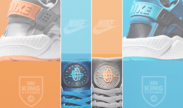 brand new 9774c 20b06 2 Colorways Of Nike Air Huarache Releases At JD Sports