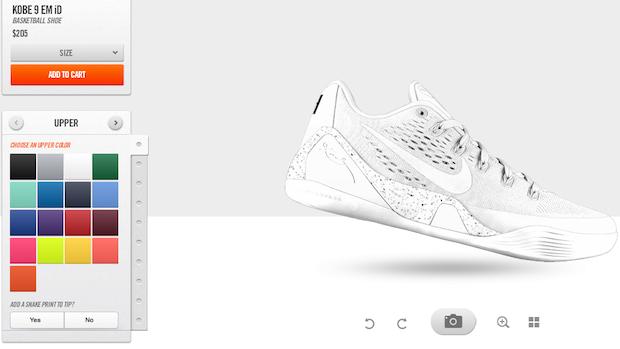 Customization On Nike iD