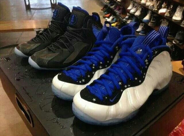 e226d763589 Nike Releasing  Shooting Star  Pack Featuring Foamposite One   Lil ...