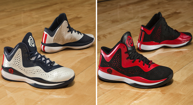 92b3fdf4dc2 adidas Introduced the D Rose 773 III