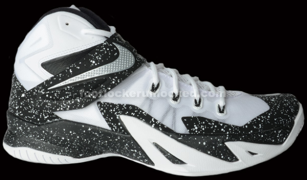 the best attitude 35877 bdafb Foot Locker Unveils Premium Version Of Nike Zoom LeBron ...