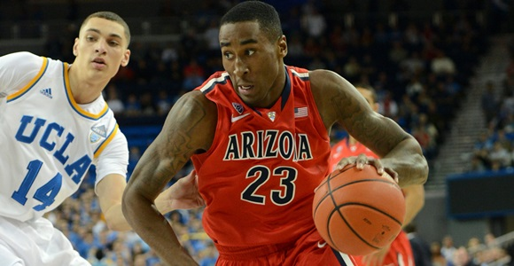 NCAA Basketball: Arizona at UCLA
