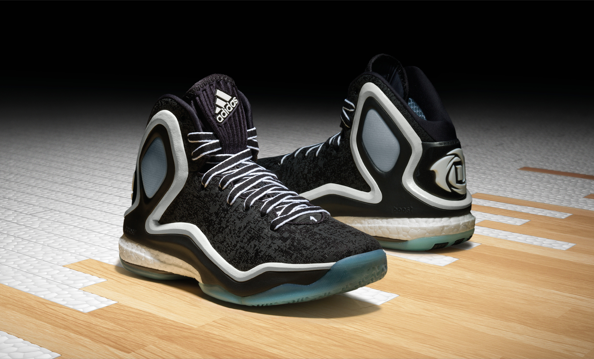 9f16febab7f5 Look  Derrick Rose adidas Unveil New D Rose 5 Boost Colorways