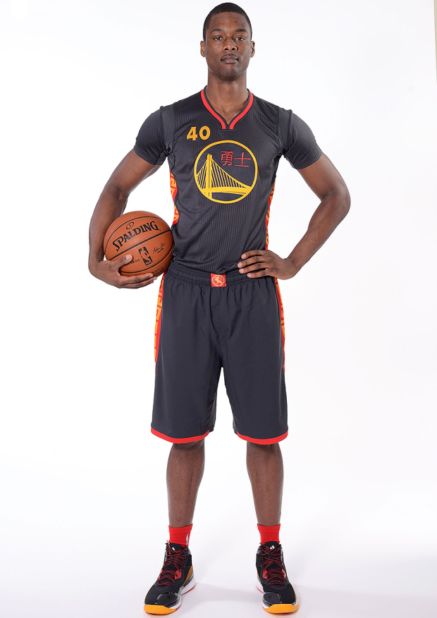 pretty nice 52053 0da63 Warriors To Wear Chinese New Year Uniforms