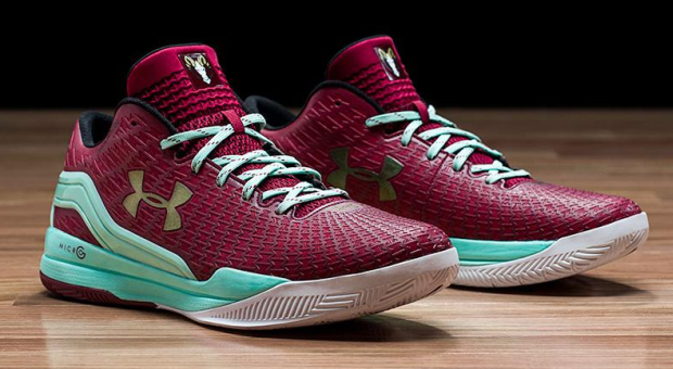 size 40 d34df 8d08a Under Armour ClutchFit Drive Low 'The New Year'