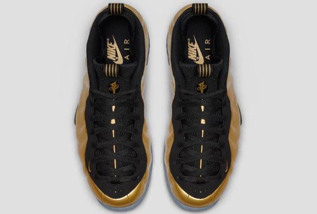 e914b24014b Nike Air Foamposite One  Metallic Gold  Release Info