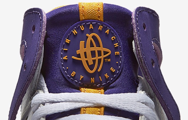 best cheap 2ab9e b75fc The  Lakers  Nike Air Flight Huarache is available now for  120 on the Nike  webstore. Kobe Bryant - Air Flight Huarache