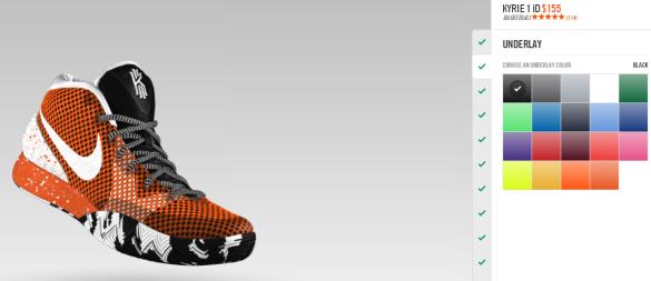 Nike iD Kyrie 1
