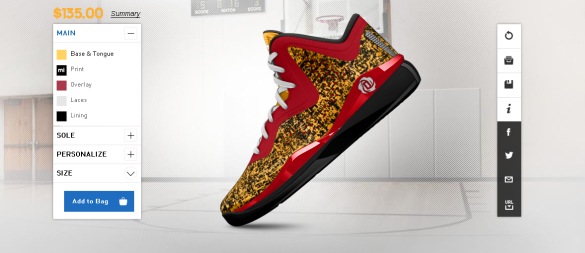 miadidas D Rose 773 III