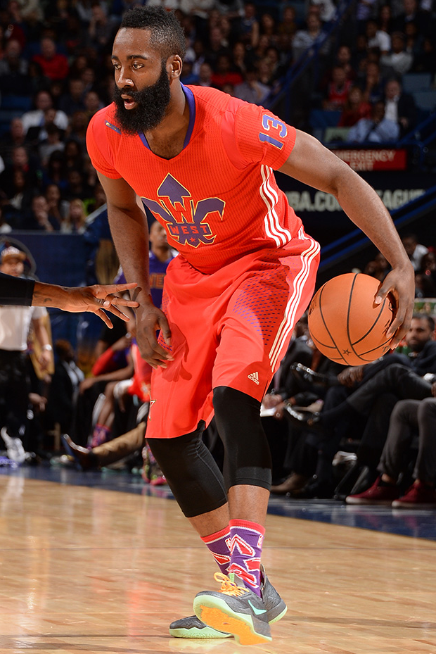 James Harden-Nike Zoom Crusader-AllStar