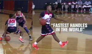 Watch: 14 Yr Old Johnathan McGriff Has The Fastest Handles On The Planet