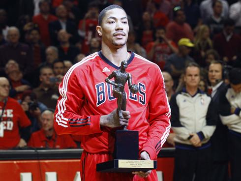 b04af656ac97 Derrick Rose is not going let a little ol  orbital bone fracture shake his  confidence. He may be ready to start the season (assuming he wants to) and  he ...