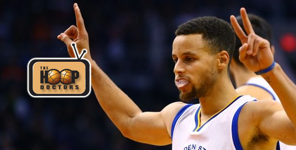 Golden State Warriors Team of the Week
