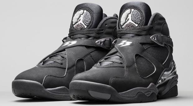 separation shoes 97211 94ced Air Jordan 8 Retro 'Chrome' Release Info